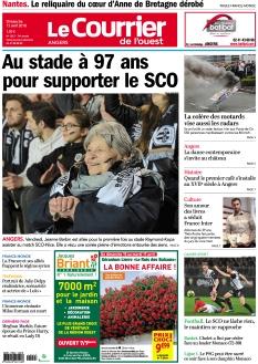 Le Courrier de l'Ouest Angers