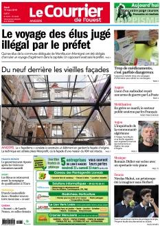 Le Courrier de l'Ouest Angers |