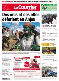 Le Courrier de l'Ouest Cholet