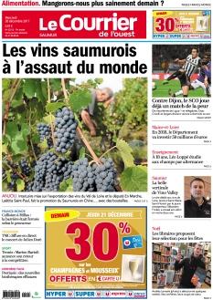 Le Courrier de l'Ouest Saumur |