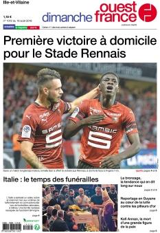 Dimanche Ouest France Ille-et-Vilaine