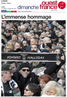 Dimanche Ouest France Lorient |