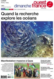 Dimanche Ouest France Lorient