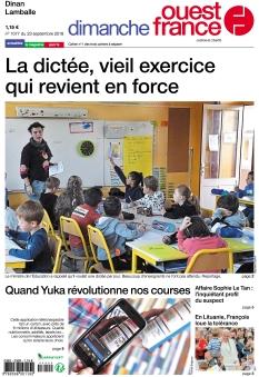 Dimanche Ouest France Dinan