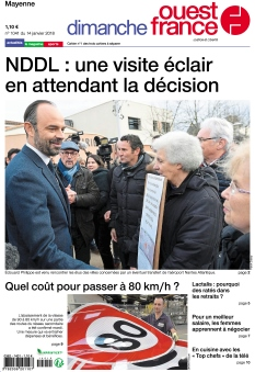 Dimanche Ouest France Mayenne |