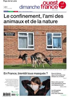 Dimanche Ouest France Mayenne  