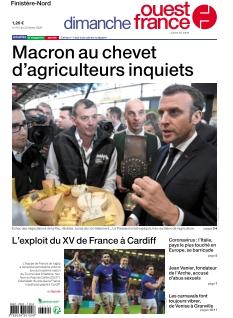 Dimanche Ouest France Nord-Finistère |
