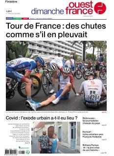 Dimanche Ouest France Nord-Finistère
