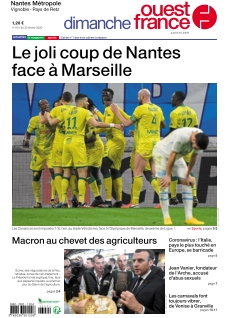 Dimanche Ouest France Nantes Metropole |