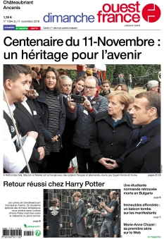 Dimanche Ouest France Chateaubriant Ancenis