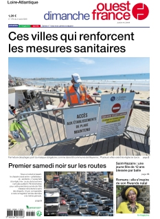 Dimanche Ouest France Chateaubriant Ancenis |