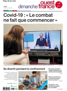 Dimanche Ouest France La Roche-sur-Yon |