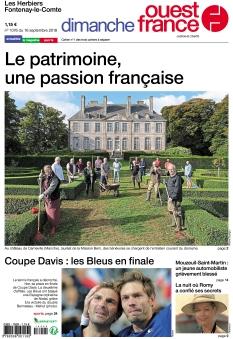 Dimanche Ouest France Les Herbiers Fontenay-le-Comte |