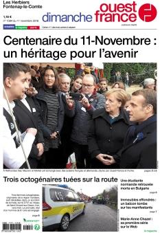 Dimanche Ouest France Les Herbiers Fontenay-le-Comte