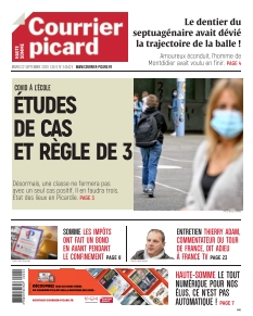 Courrier Picard Haute Somme