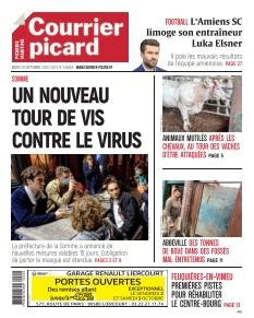 Courrier Picard Picardie Maritime |