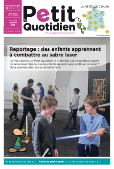 Jaquette Le Petit Quotidien