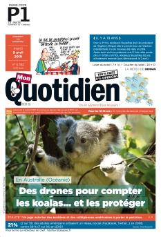 Jaquette Mon Quotidien