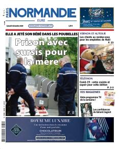 Paris Normandie Eure  