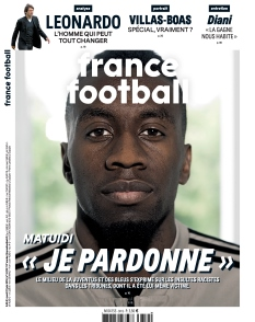 Jaquette France Football