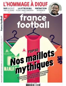 Couverture de France Football