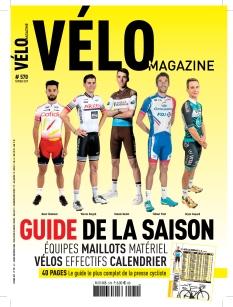 Couverture de Vélo Magazine