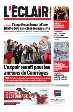 L'Éclair des Pyrénées