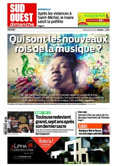 Sud Ouest Dimanche Gironde |