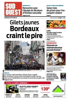 Sud Ouest Bordeaux Rive Droite |