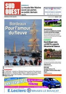Sud Ouest Bordeaux Rive Gauche