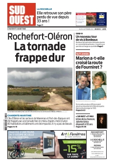 Sud Ouest Charente