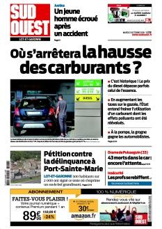 Sud Ouest Lot-et-Garonne