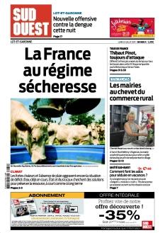 Sud Ouest Lot-et-Garonne |