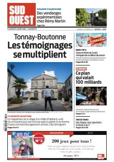 Sud Ouest Saintes / Royan