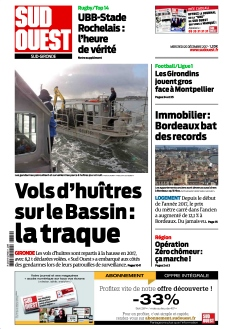Sud Ouest Sud Gironde |