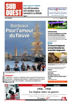 Sud Ouest Sud Gironde