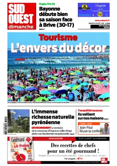 Sud Ouest Dimanche Pays Basque / Béarn |