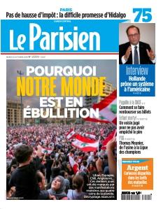 Le Parisien Paris |