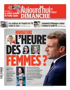 Aujourd'hui en France |