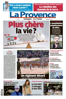 La Provence Aubagne - La Ciotat