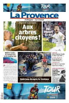 La Provence Dimanche Aubagne - La Ciotat |