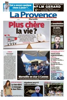 La Provence Marseille