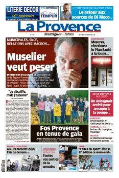 La Provence Martigues - Istres