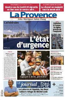 La Provence Vitrolles - Marignane |