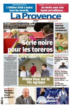 La Provence Arles