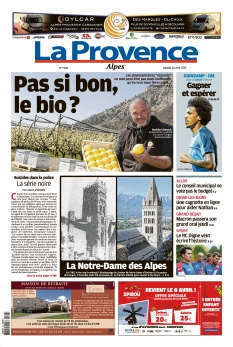 La Provence Alpes