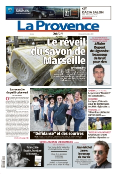 La Provence Dimanche Salon |