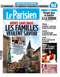Le Parisien Hauts-de-Seine