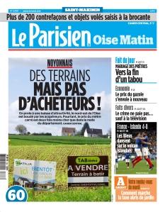 Le Parisien Oise