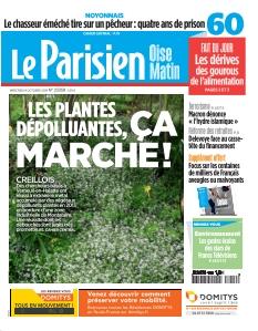 Couverture de Le Parisien Oise
